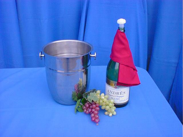 Champagne Bucket - Stainless Image