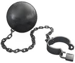 Ball and Chain Gag Image