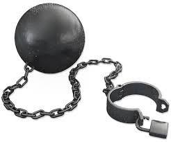 Ball and Chain Gag Image