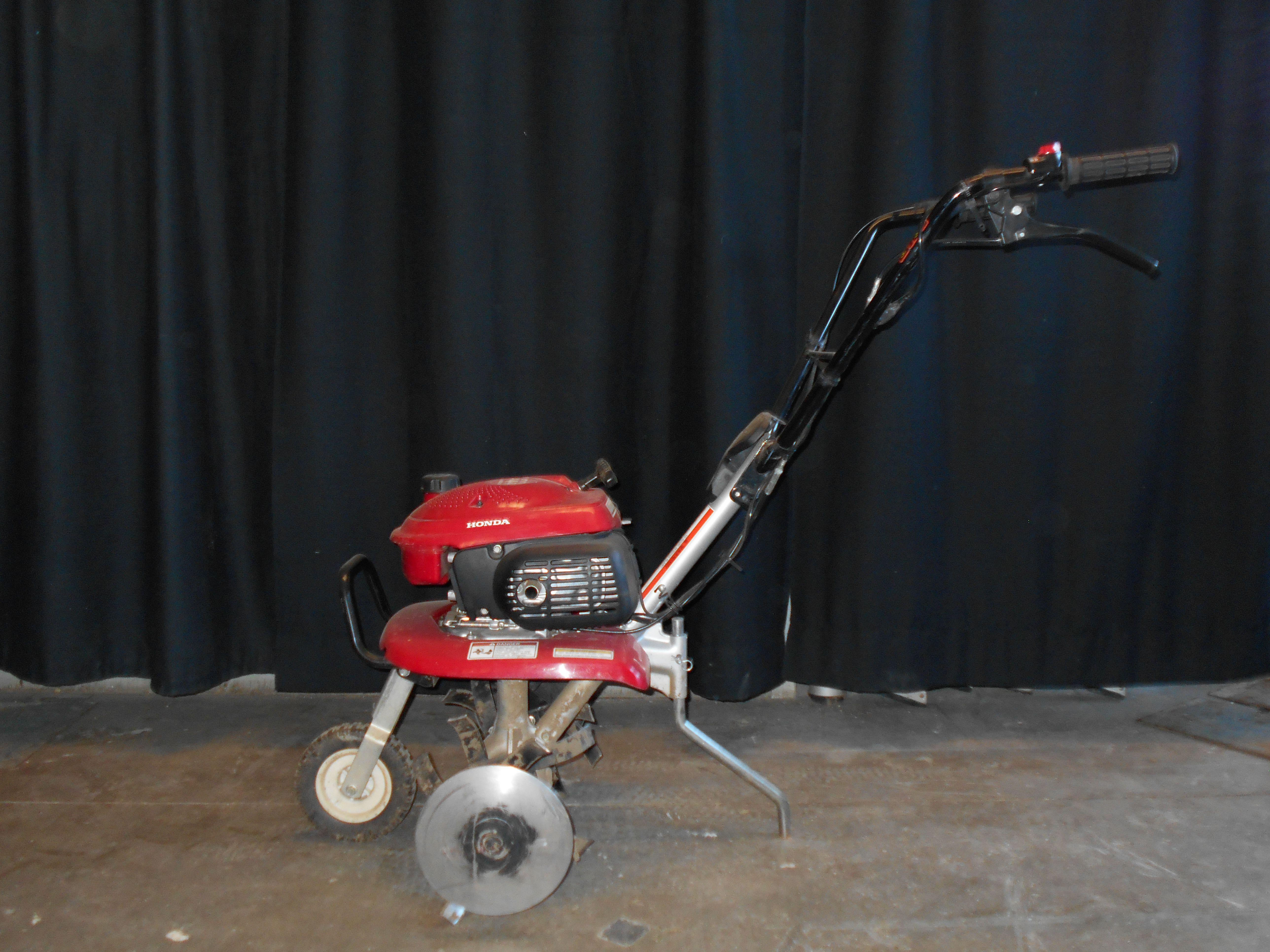 Roto Tiller 2 hp Image
