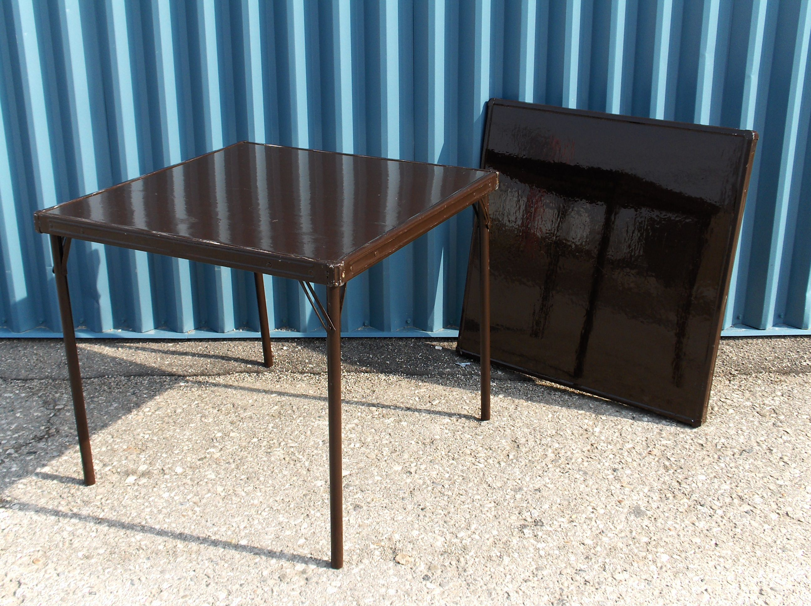 "Card Table (Standard) 30"" Image"