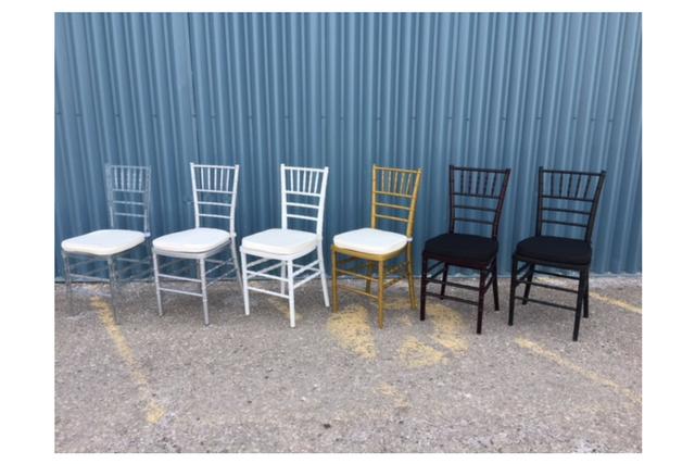 Chiavari Chairs Image