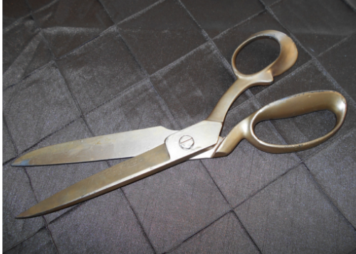 Ceremony Scissors Image
