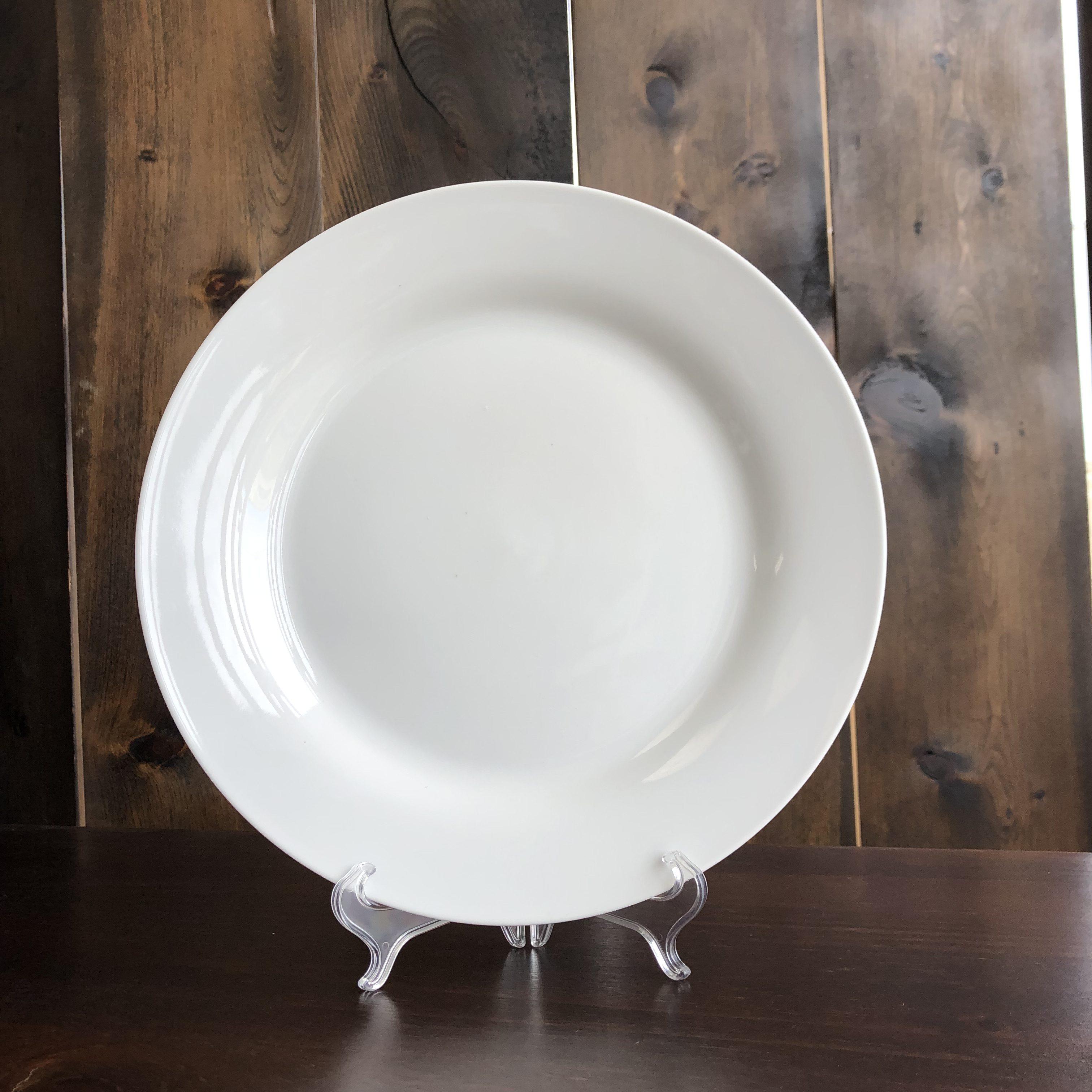 Porcelain Dinner Plates 12 Image