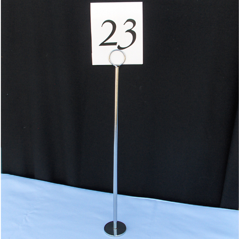 Table Number - 18 Image