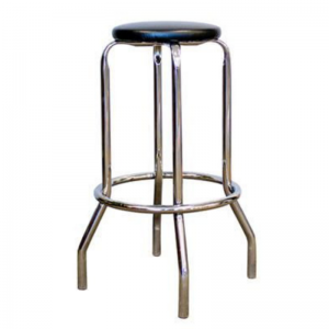Bar Stool - Backless Image