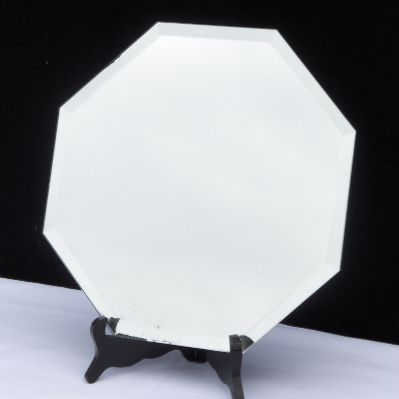 Table Mirror - Hexagon Image
