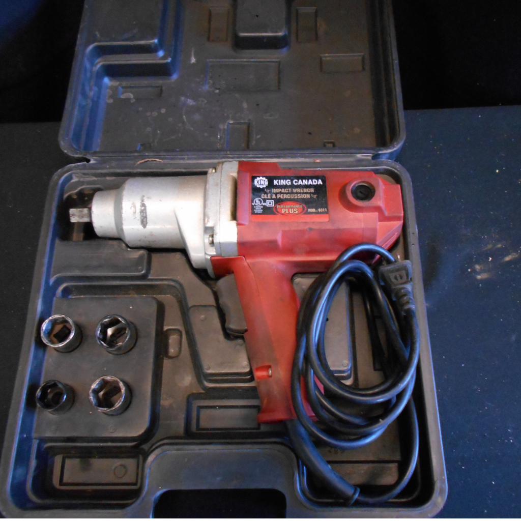 Impact Wrench Image