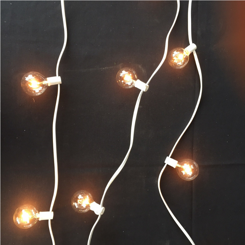 Streamer/Cafe String Lights Image