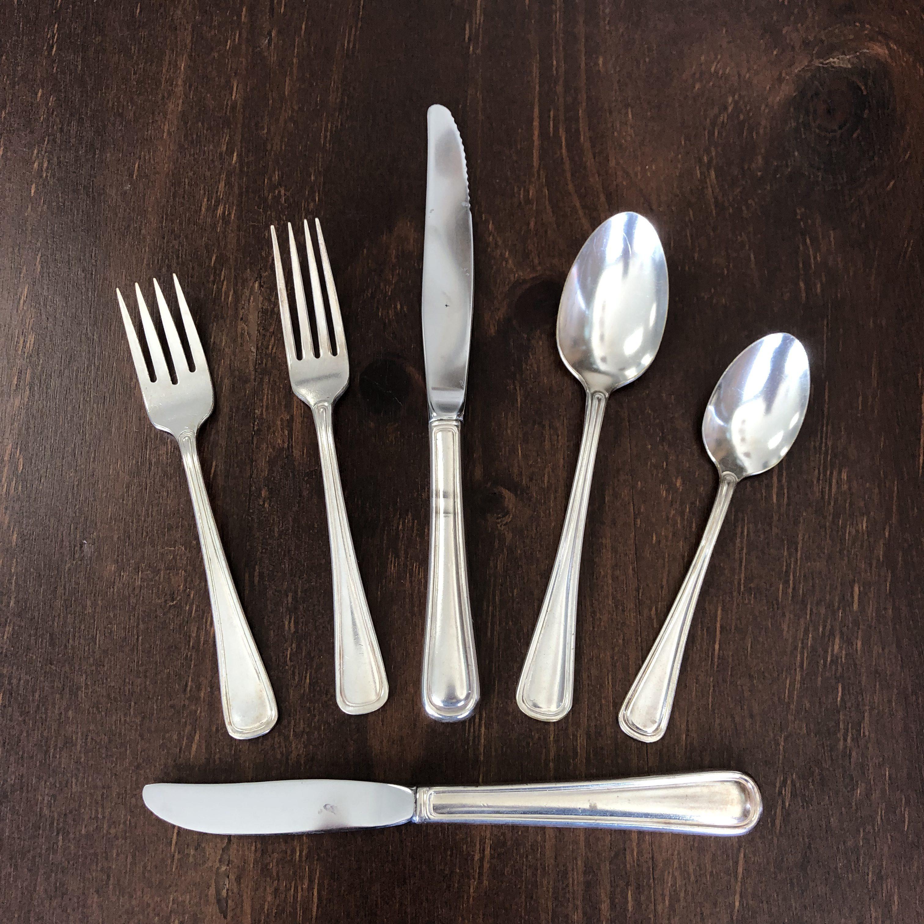 York Silver Cutlery Image