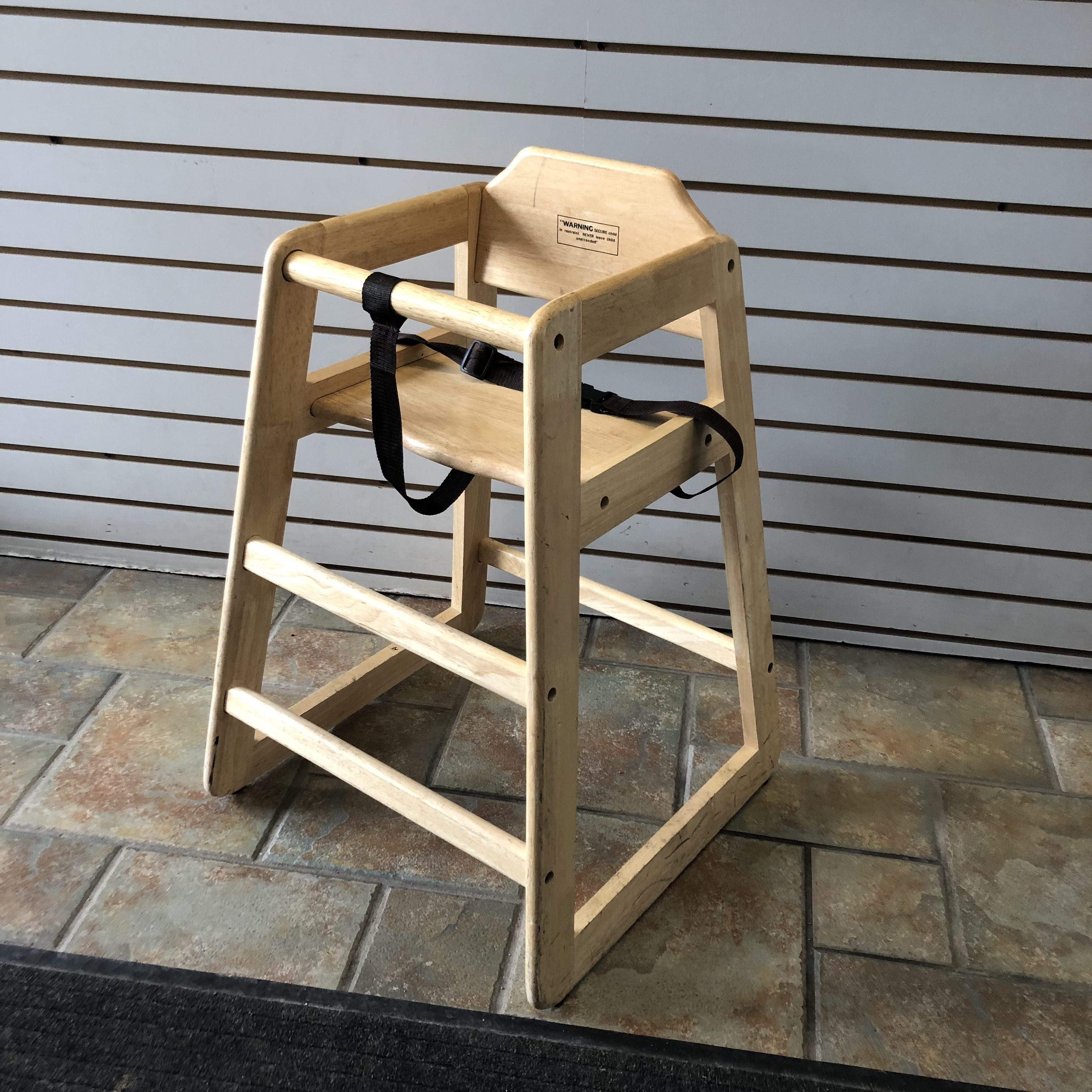 High Chair Image