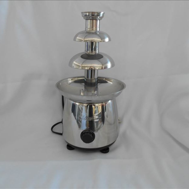 Small Chocolate Fountain Image