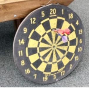 Dart Board Image