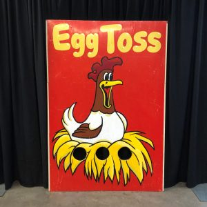 Egg Toss Game Image