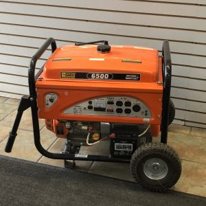 Generator 6500 Watt Image
