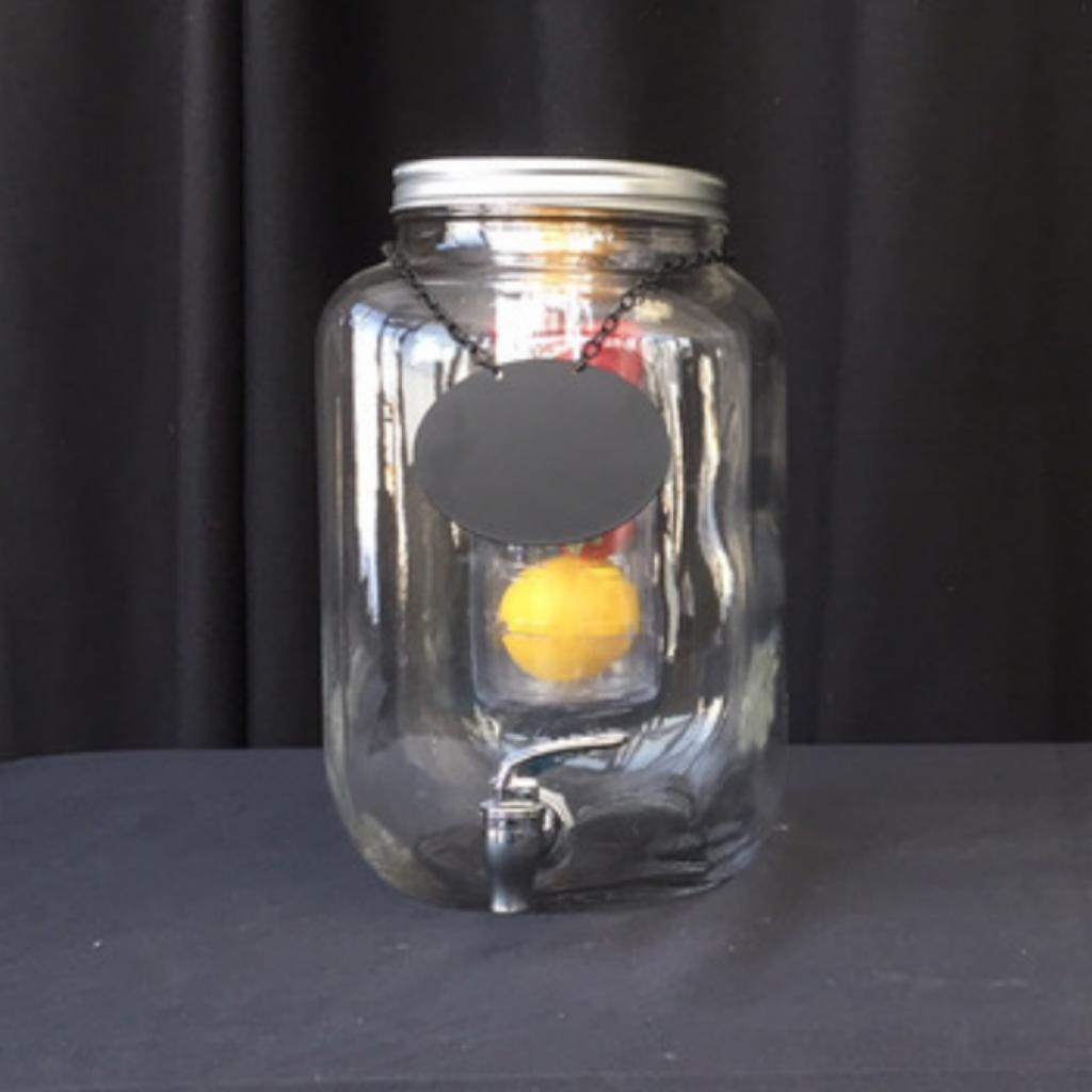 Beverage Dispenser - Mason Jar Image