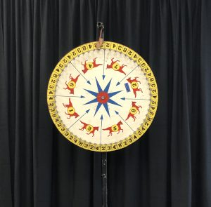Race Horse Wheel Image