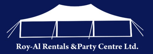 Roy-Al Rentals & Party Centre Ltd. Logo