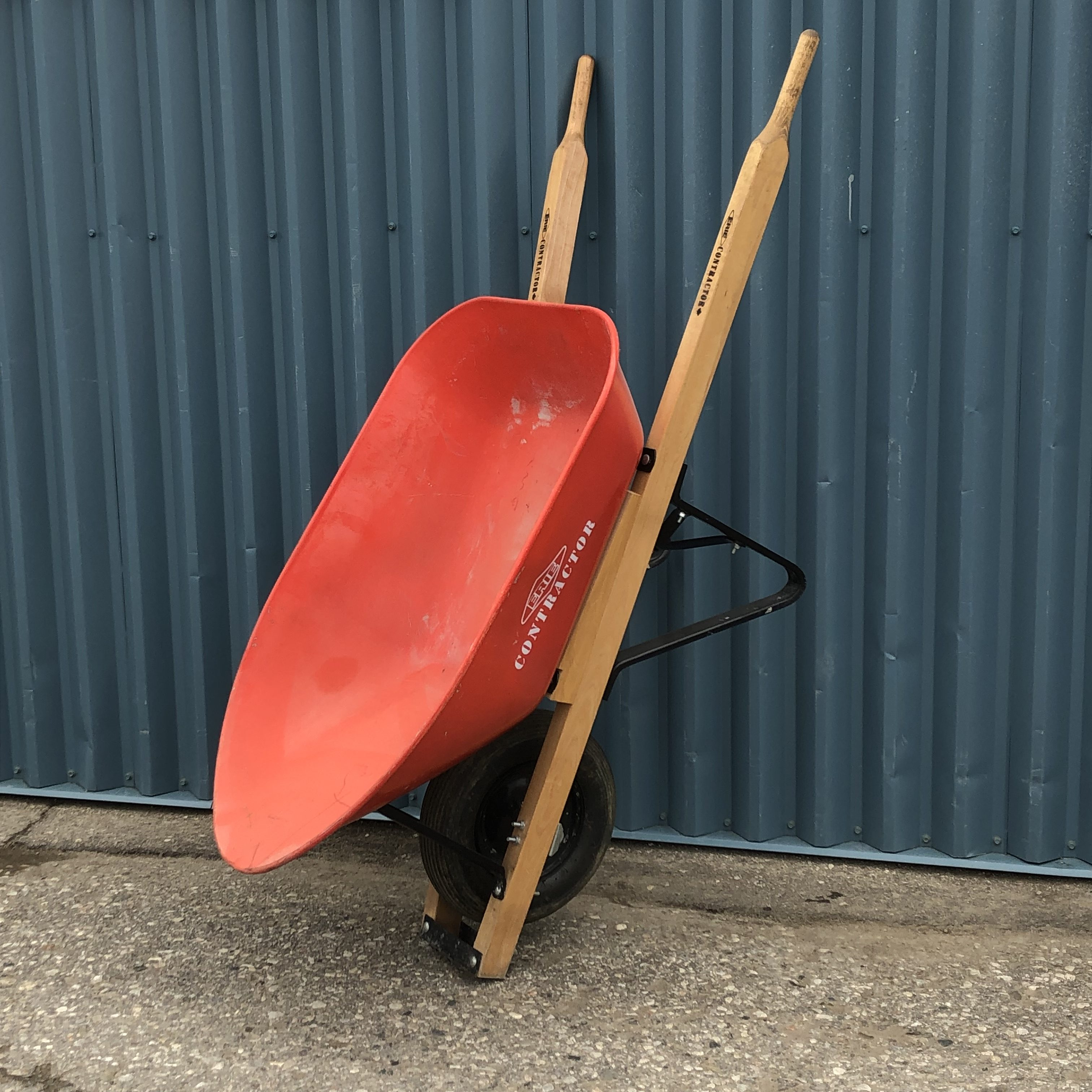 Wheelbarrow Image