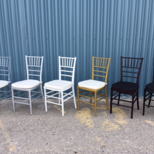 Chiavari Chairs Image