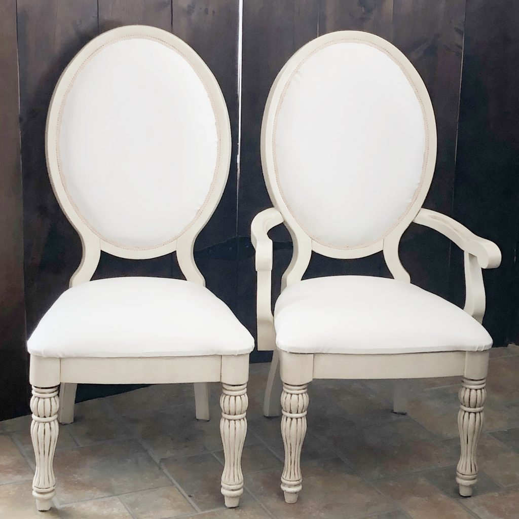 Bride & Groom Chairs Image