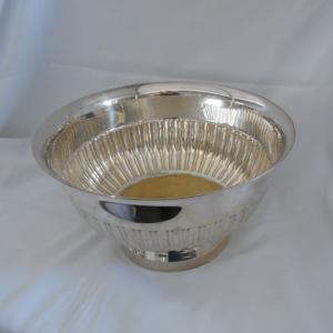 Silver 9qt Punch Bowl Image