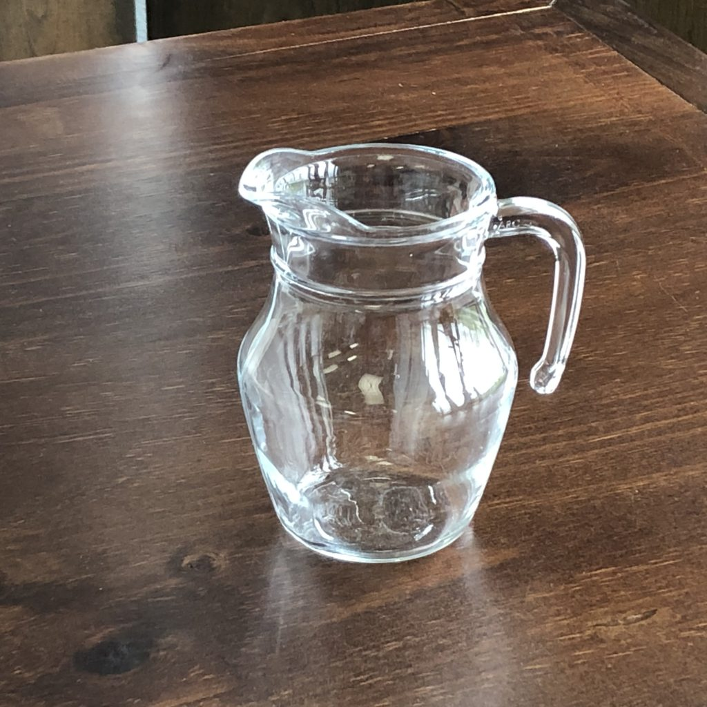 Pitchers - 18 oz glass Image