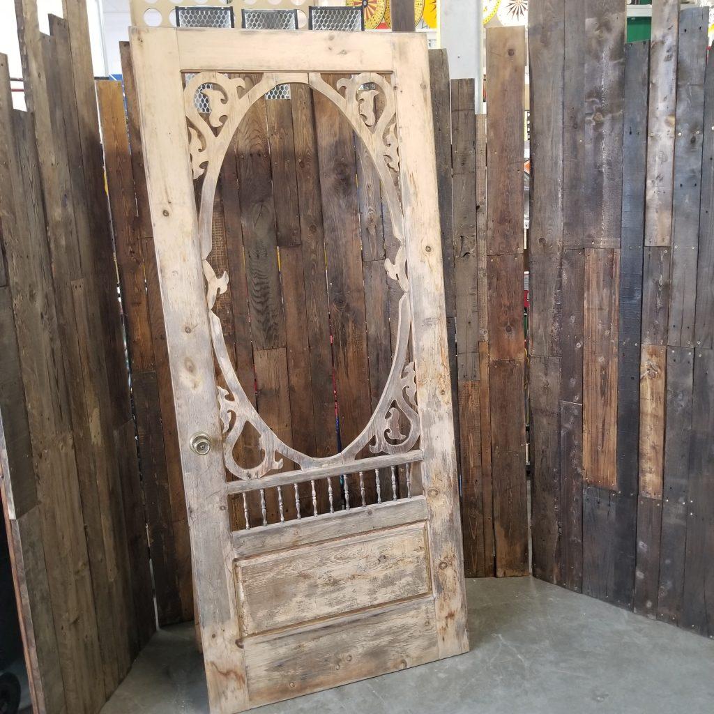 Rustic Door Image