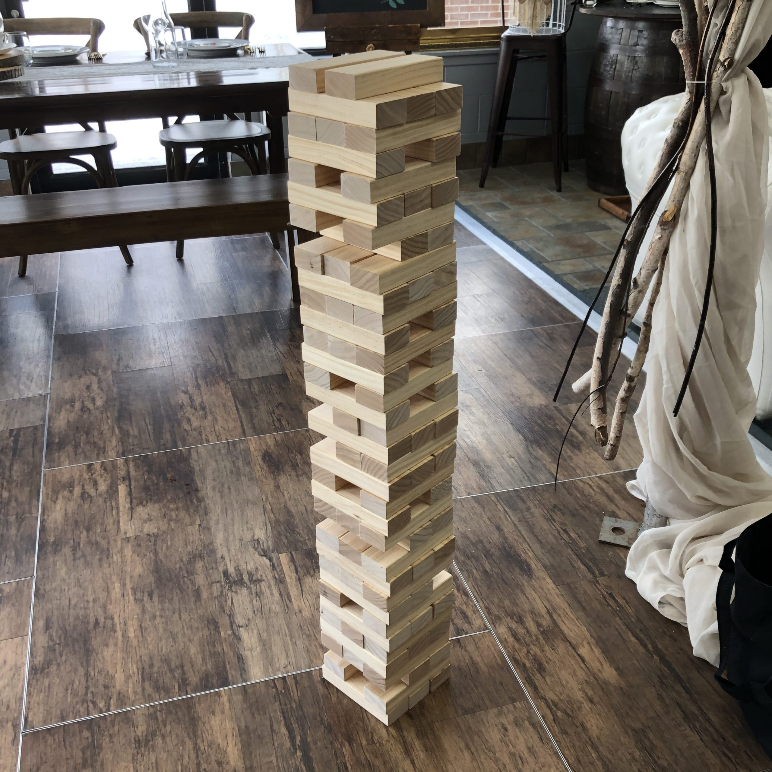 Jenga Tower Image