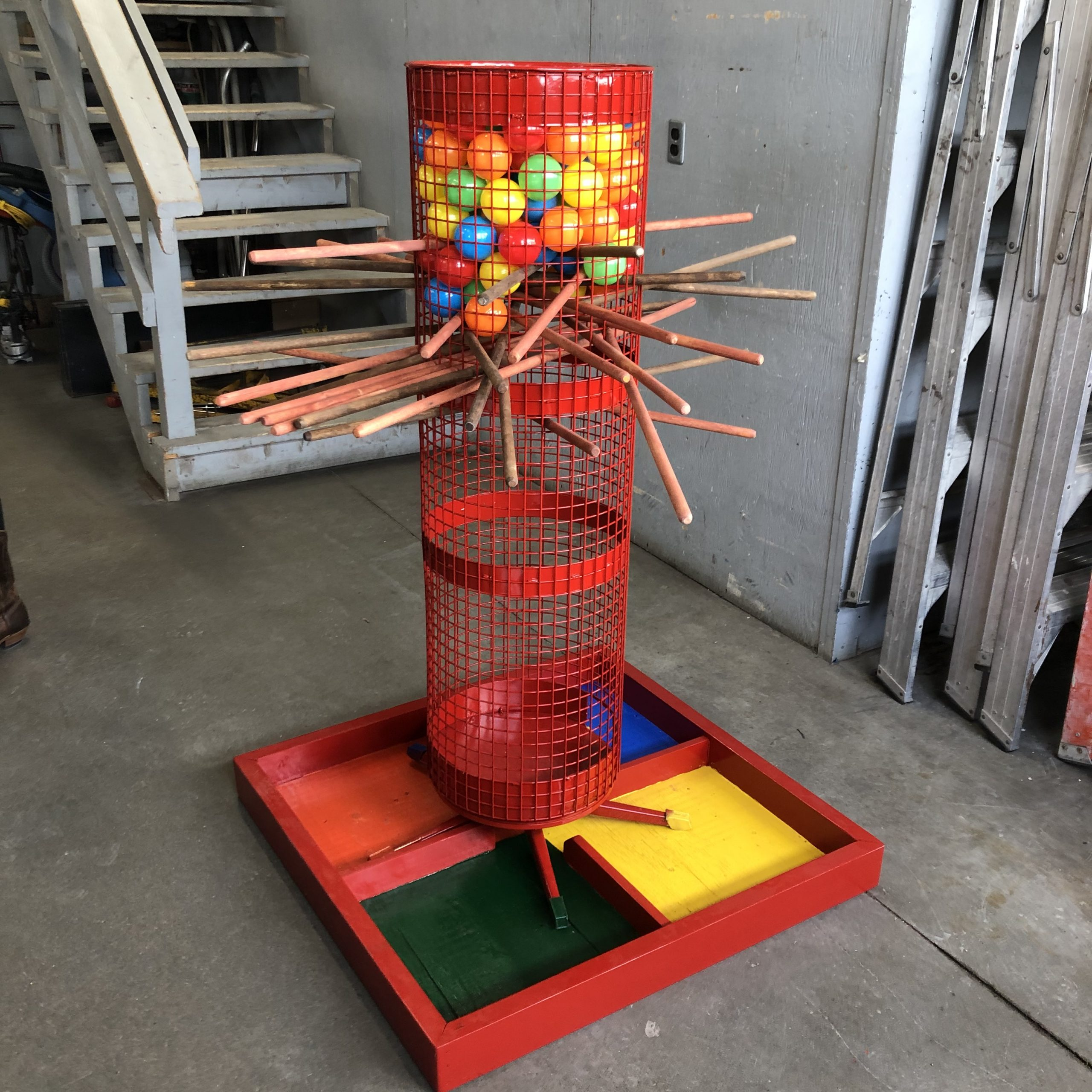 Kerplunk Lawn Game Image