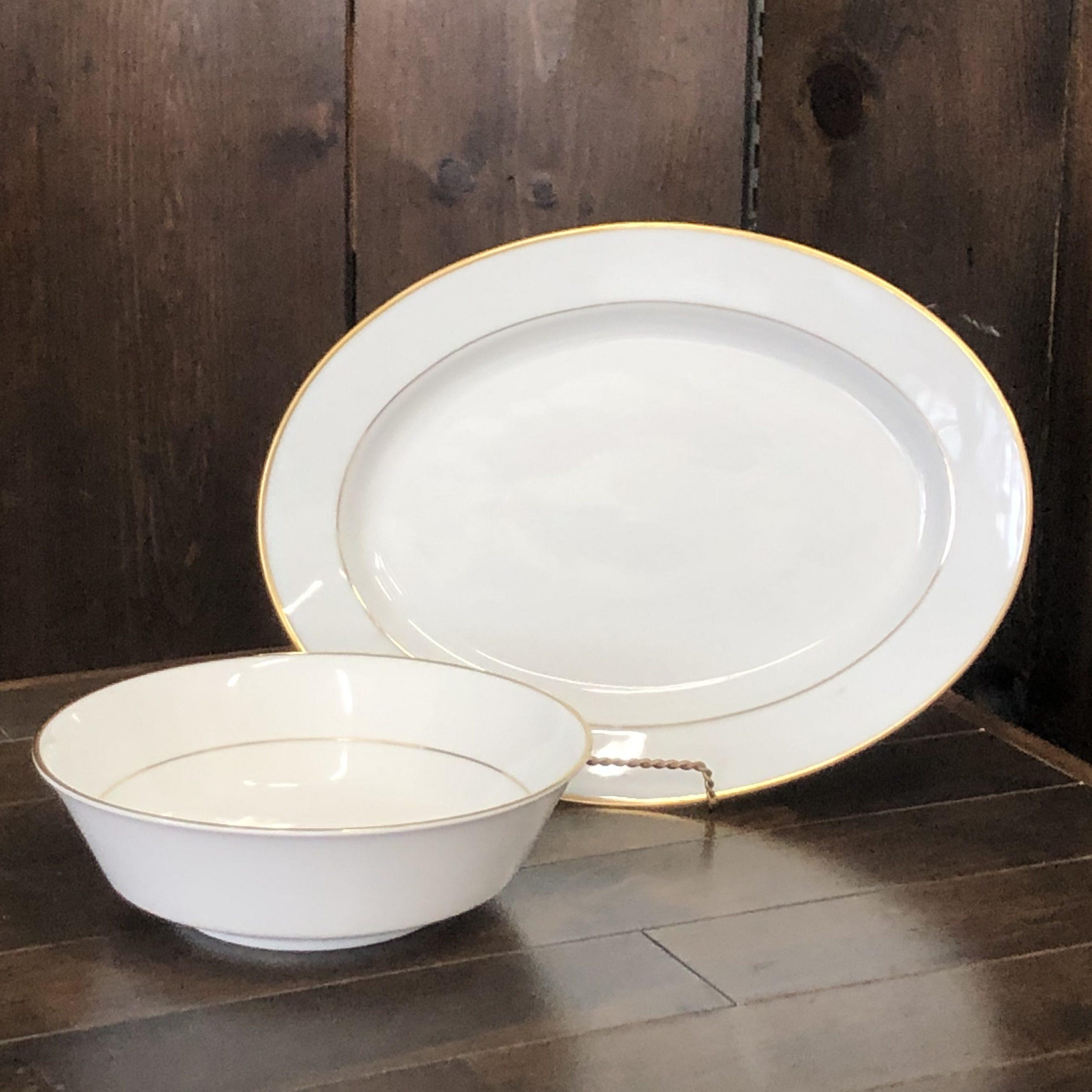 Noritake Serving Bowls & Meat Platters Image