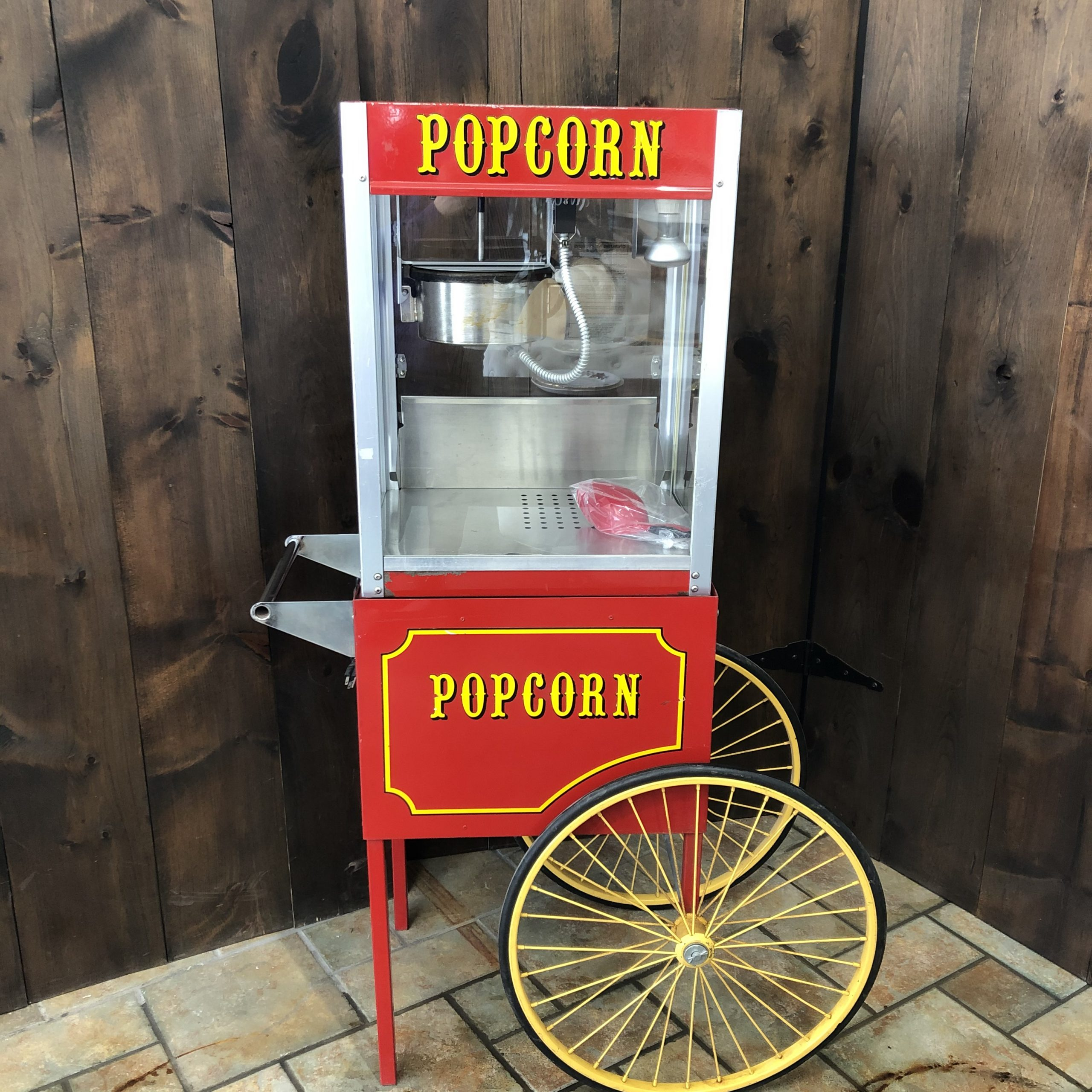 Popcorn Machine Image