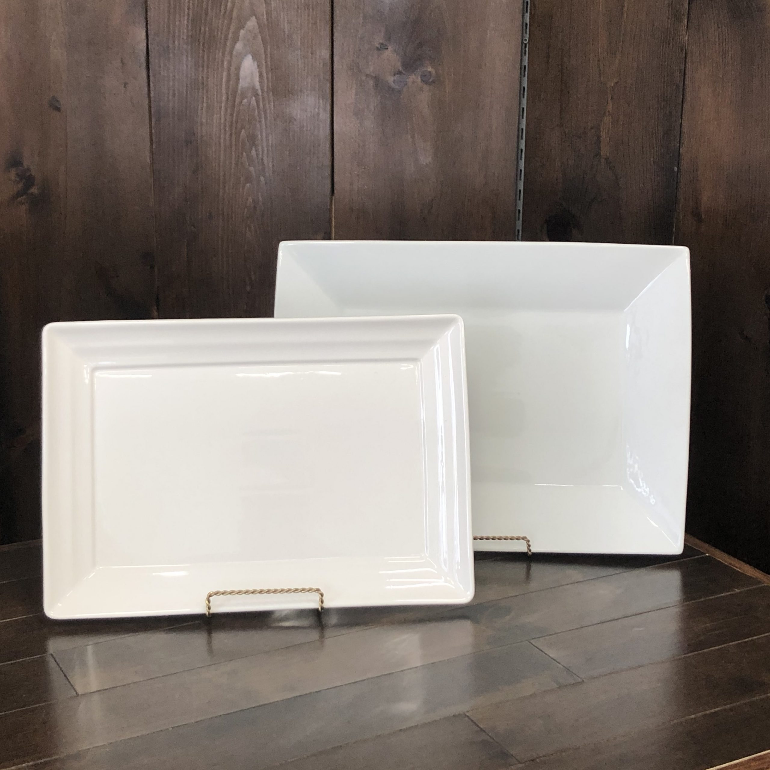 Porcelain Platter - Rectangular Image