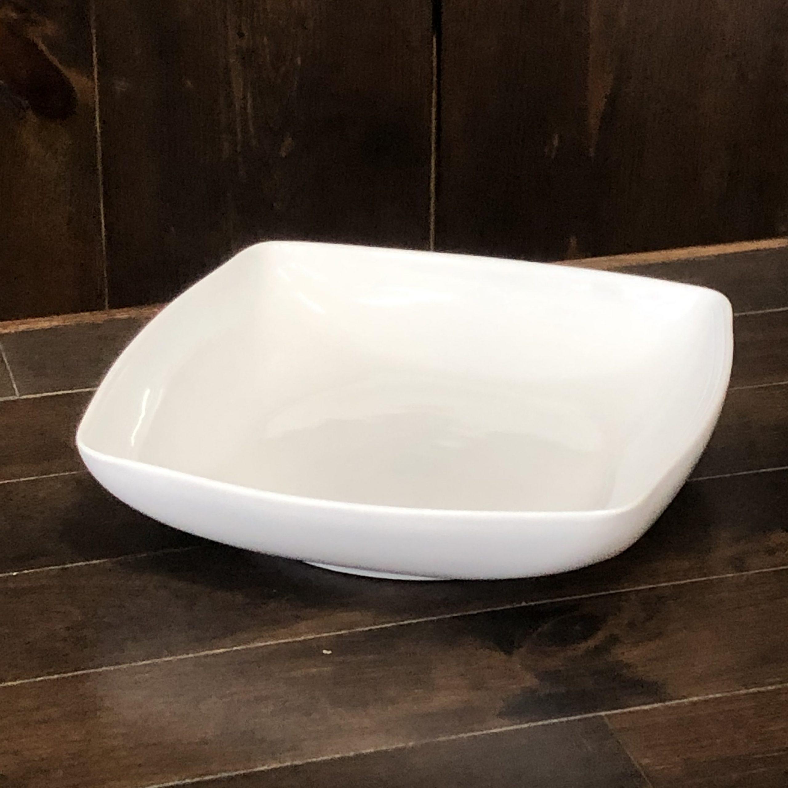 Square Serving Bowls Image