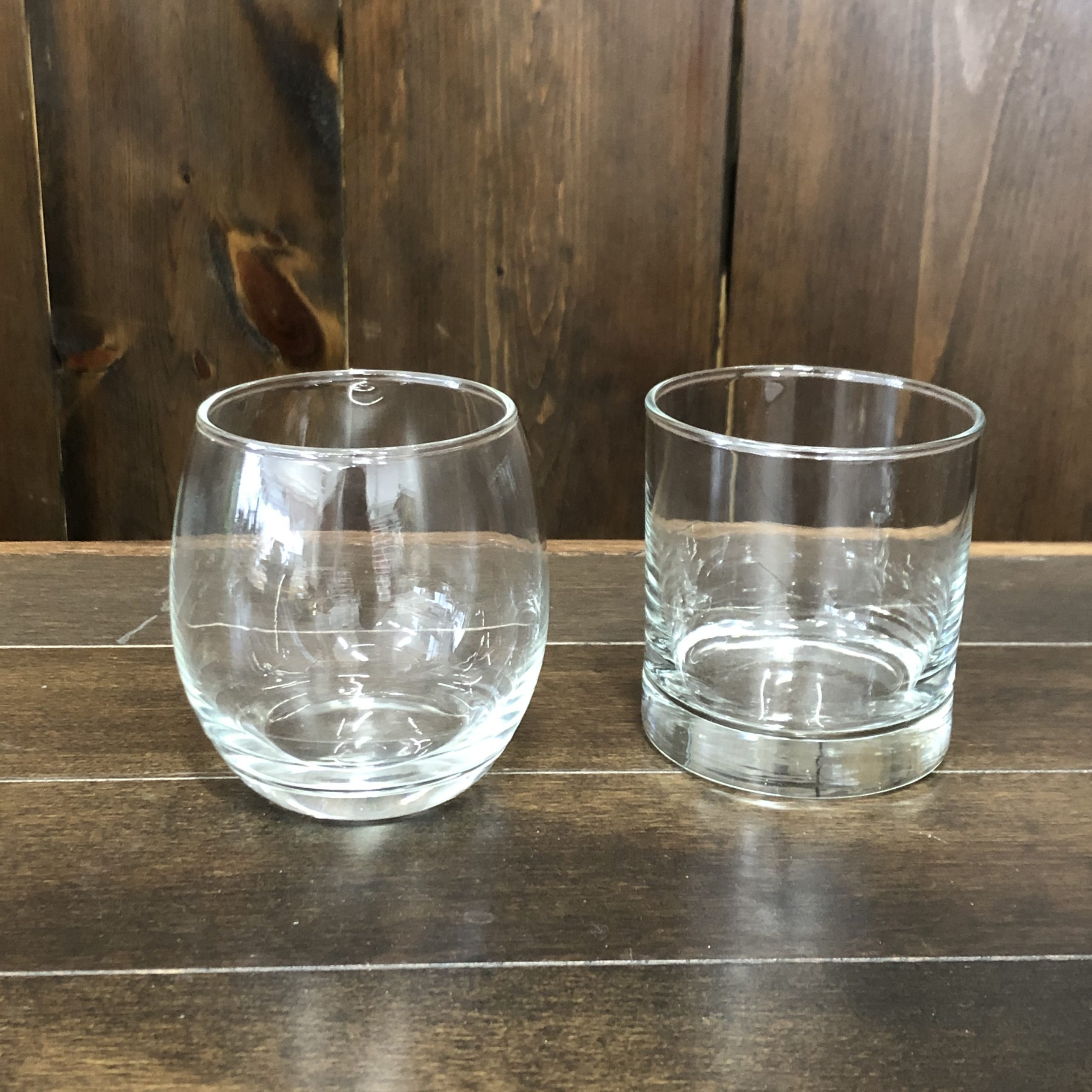 Old Fashion Glasses - 10 ½ oz Image