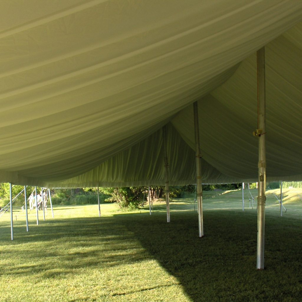 Tent Liners & Pole Drapes Image