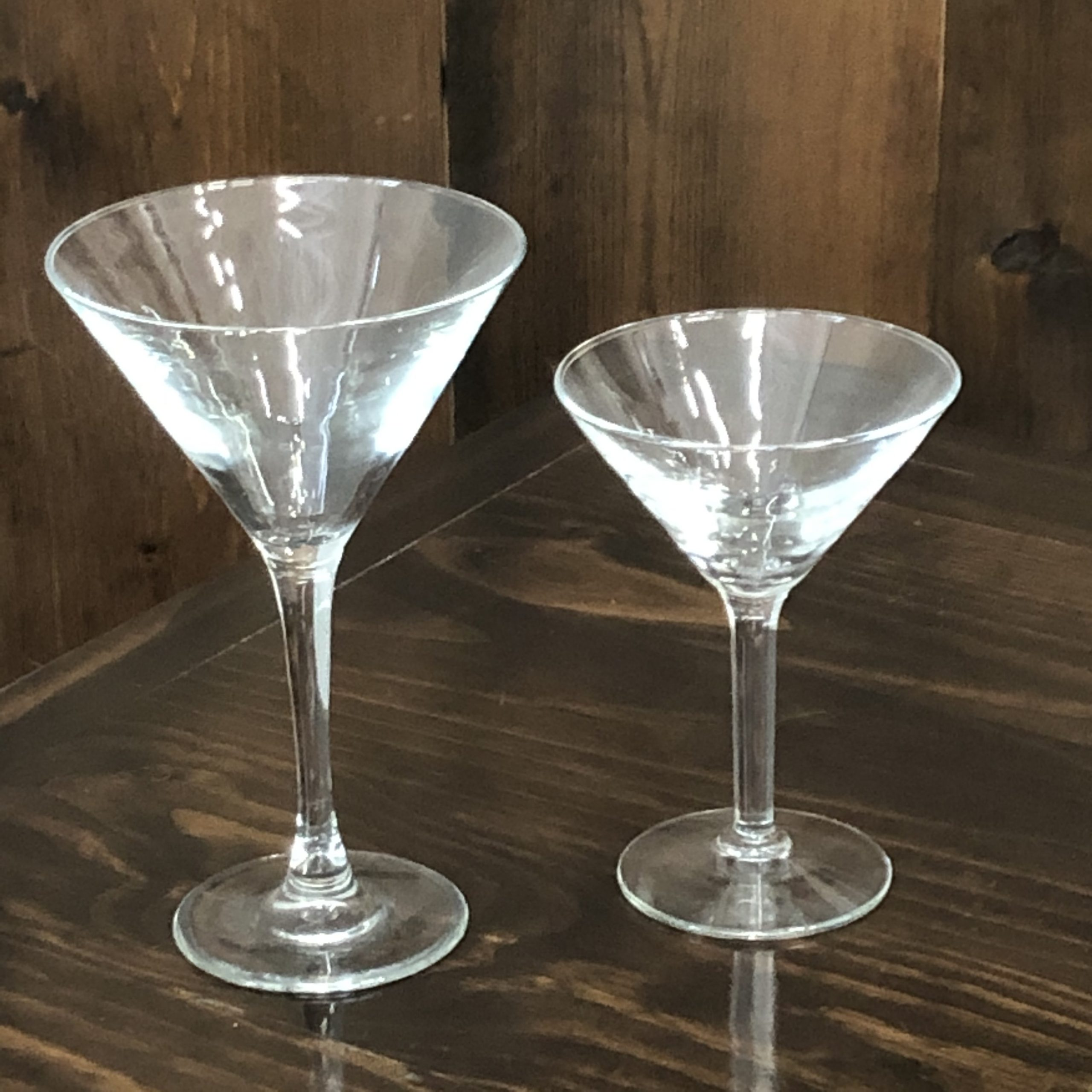Martini Glasses Image