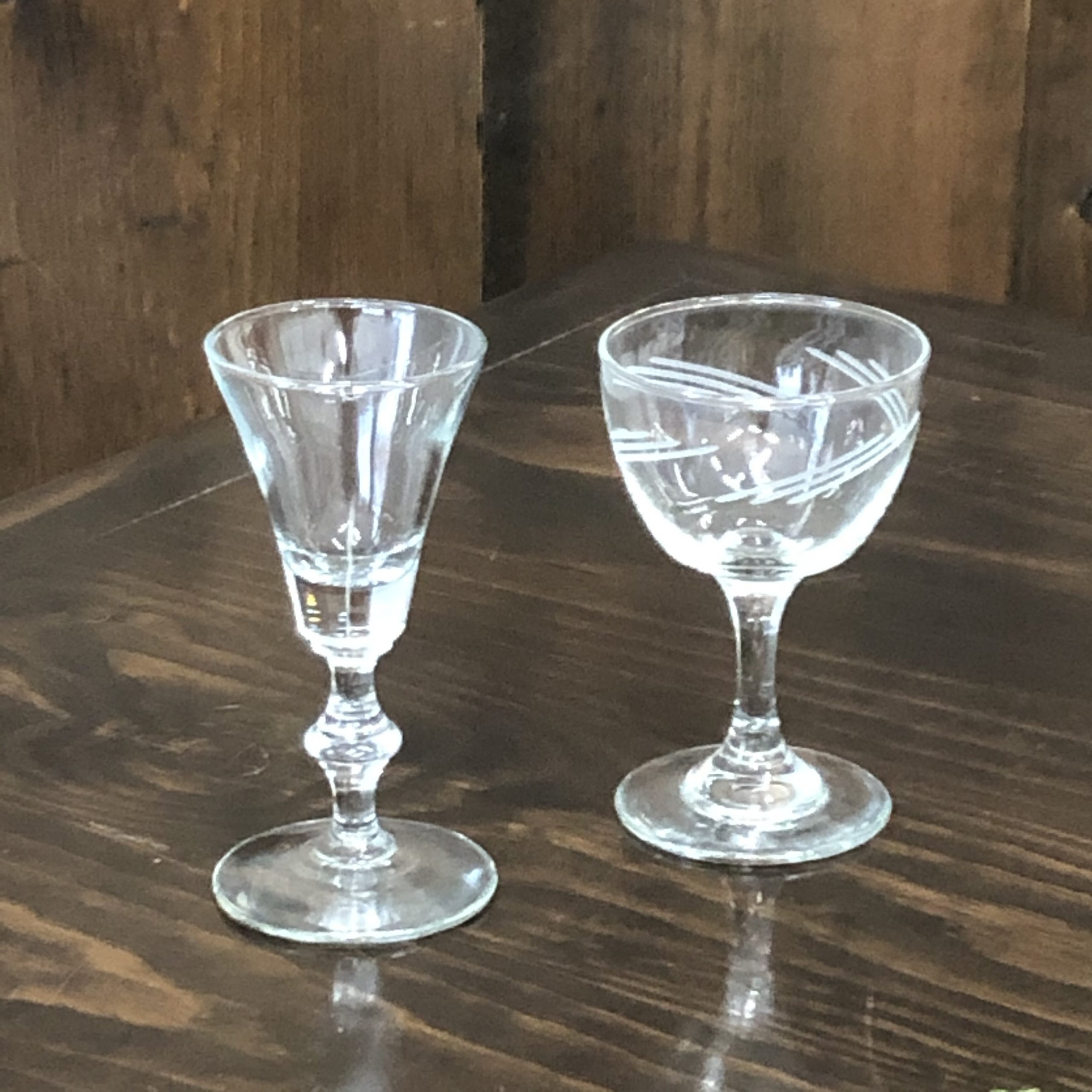 Sherry Glasses - 2, 3 or 4 oz Image