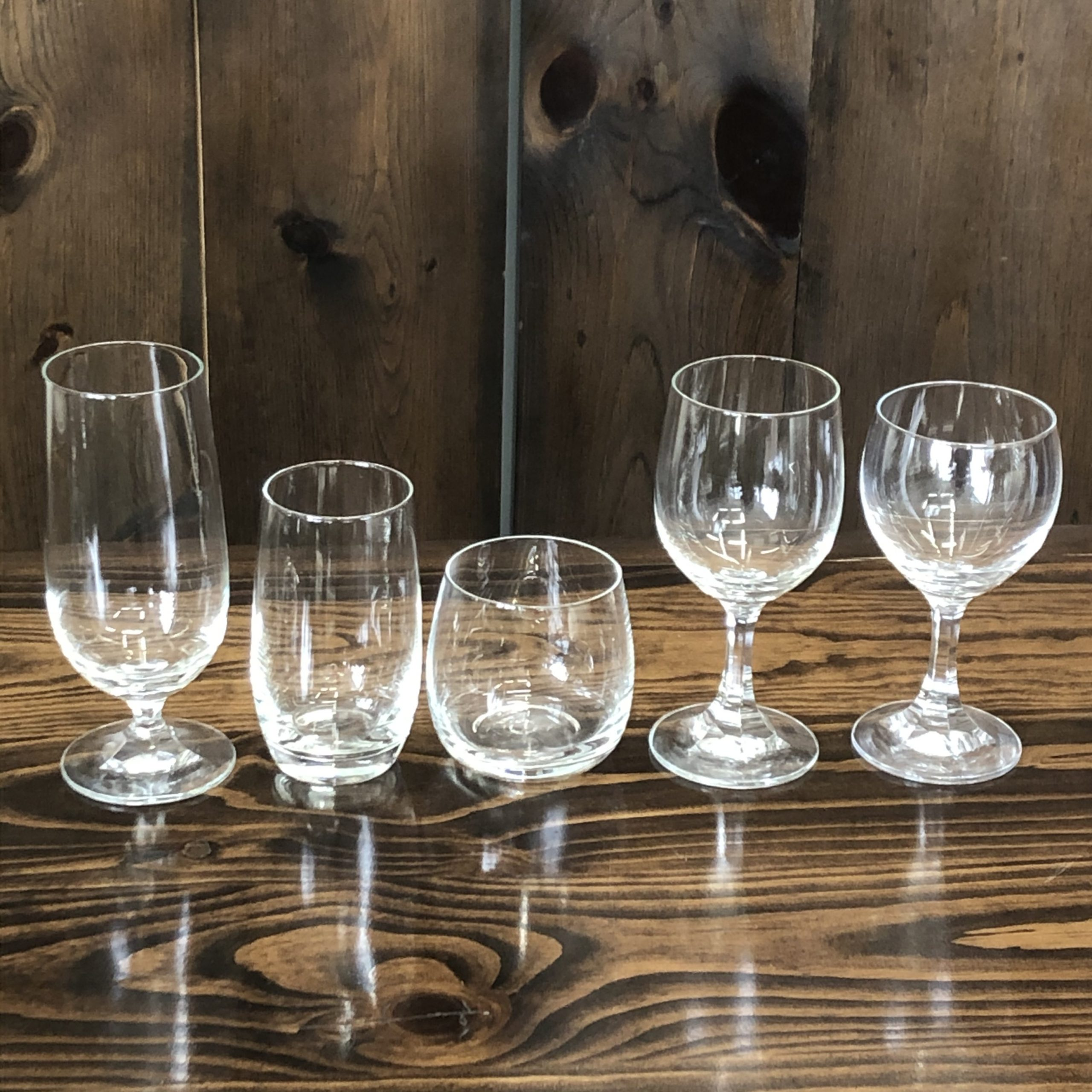 Crystal Glassware Image