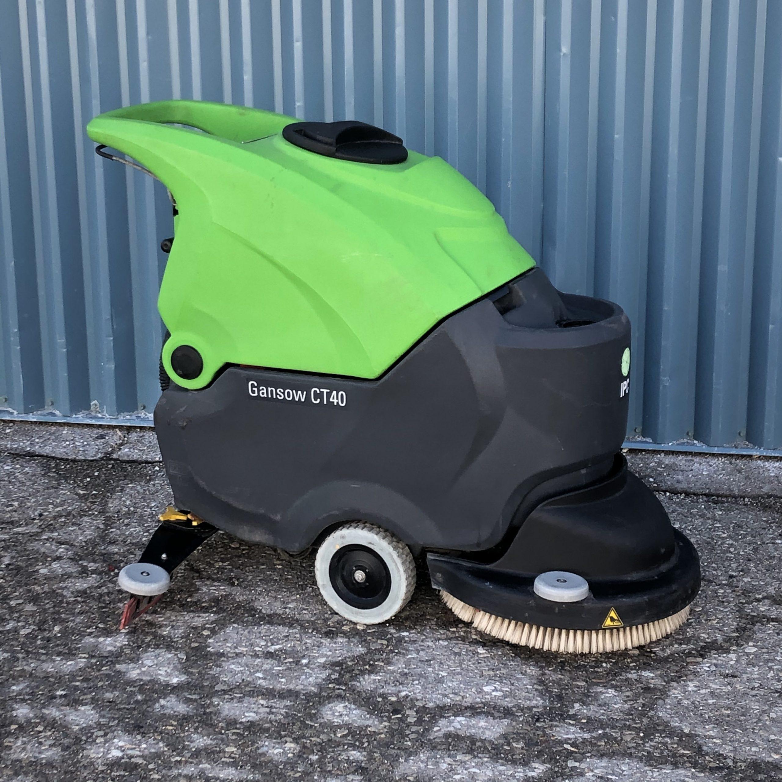 Floor Maintainer & Floor Scrubber Image